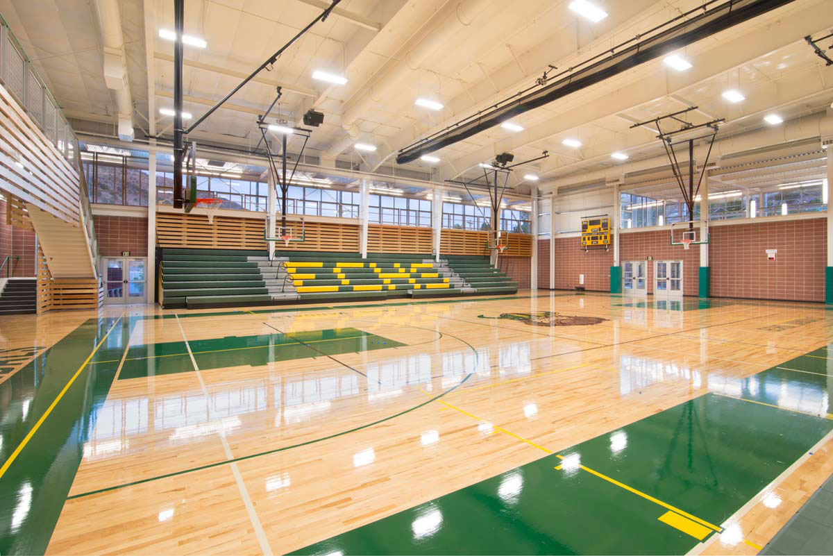Eureka County School District Gymnasium and Recreation Facility