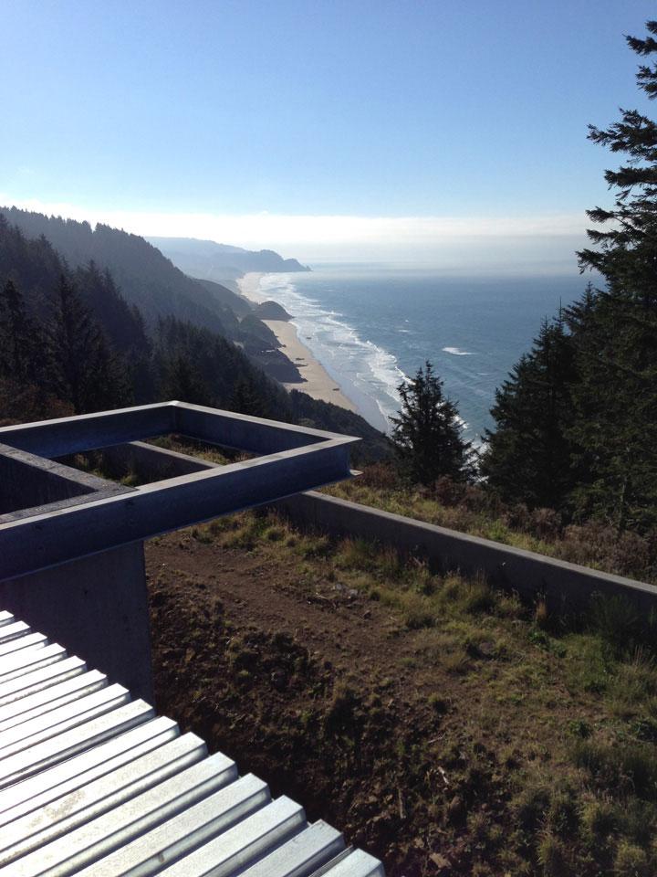 Oregon Coast House